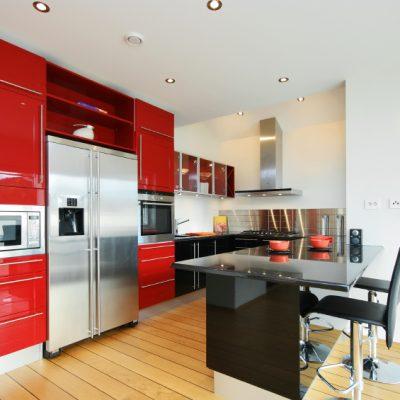 Bonlex Designer Red Gloss