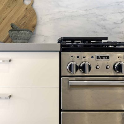 Designerform _ Bonlex Classic White Satin WoodWizards Kitchens